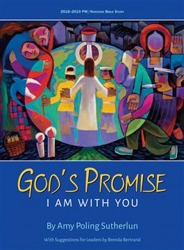 God's Promise: 2018-19 Horizon's Bible Study, English Edition