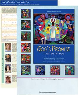 God's Promise 2018-19 Horizon's Bible Study Promo Poster Merchandise