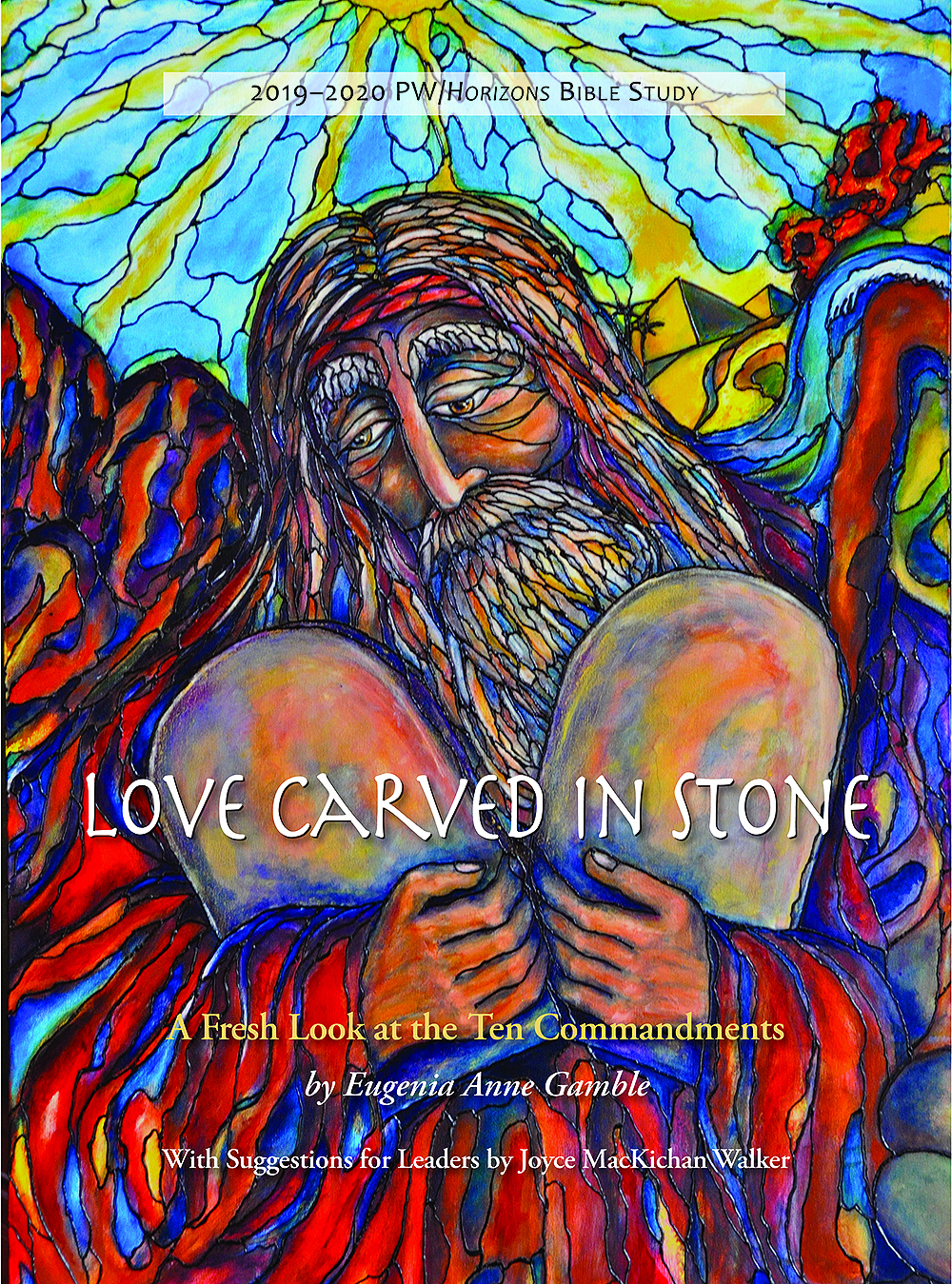 Love Carved In Stone: 2019-20 Horizon's Bible Study English Edition