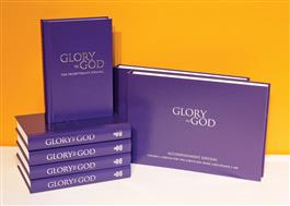 Glory to God Introductory Kit (Purple Presbyterian)
