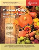 PW Mission Pledge Packet 2018