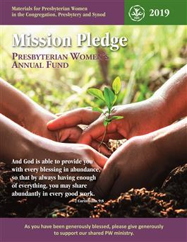 2019 Mission Pledge Packet
