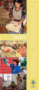 Together in Service Brochure: 2018 Revision