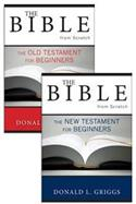 The Bible from Scratch, Two Volume Set