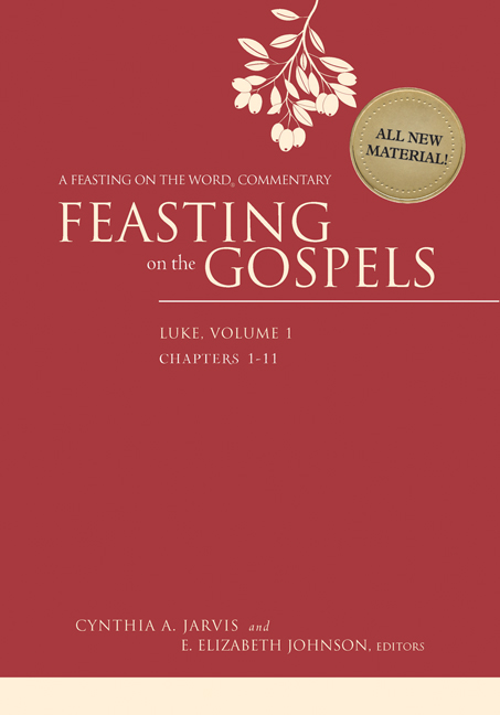 Feasting on the Gospels--Luke, Volume 1