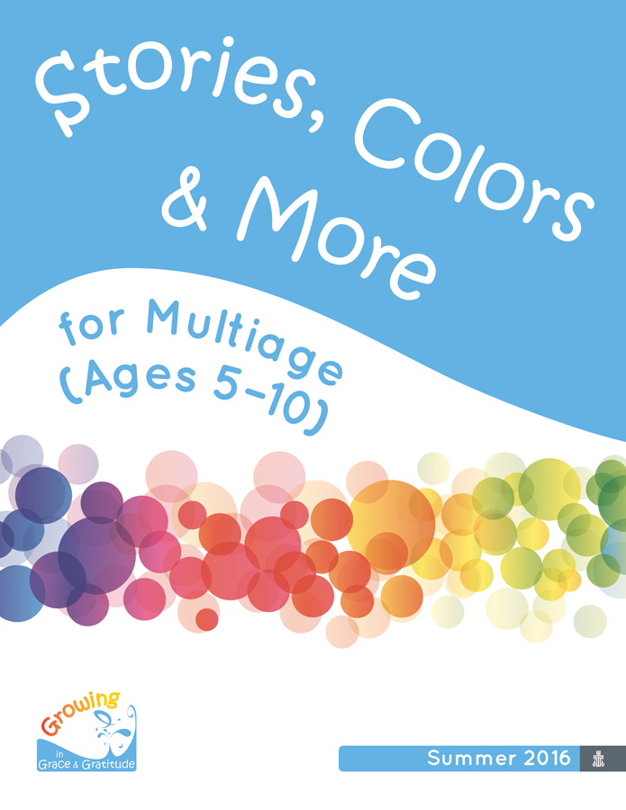 Multiage (Ages 5-10), Stories, Colors & More, Print and Ship