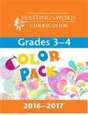 3-4 Additional Color Pack
